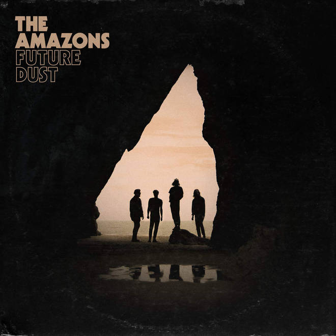 The Amazons - Future Dust album cover