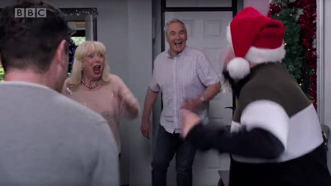 Gavin & Stacey Christmas special full trailer released