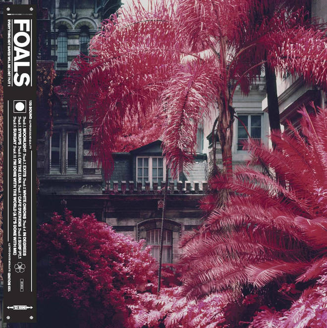 Foals - Everything Not Saved Will Be Lost – Part 1 album cover