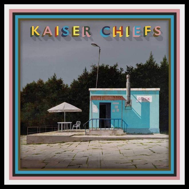 Kaiser Chiefs - Duck album cover