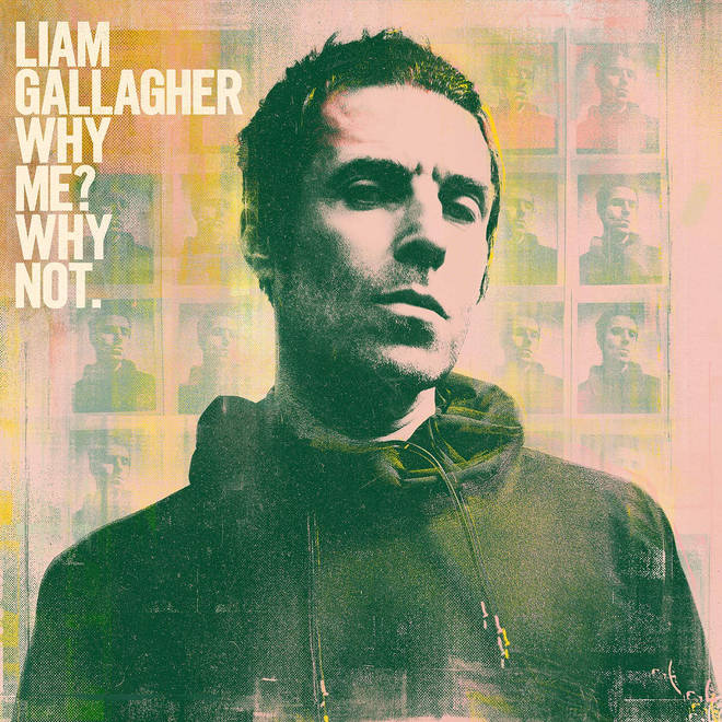 Liam Gallagher - Why Me? Why Not album cover