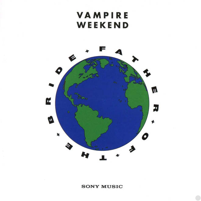 Vampire Weekend - Father Of The Bride album cover