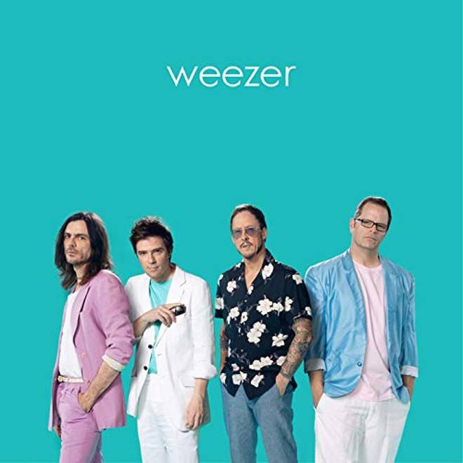 Weezer - The Teal Album album cover