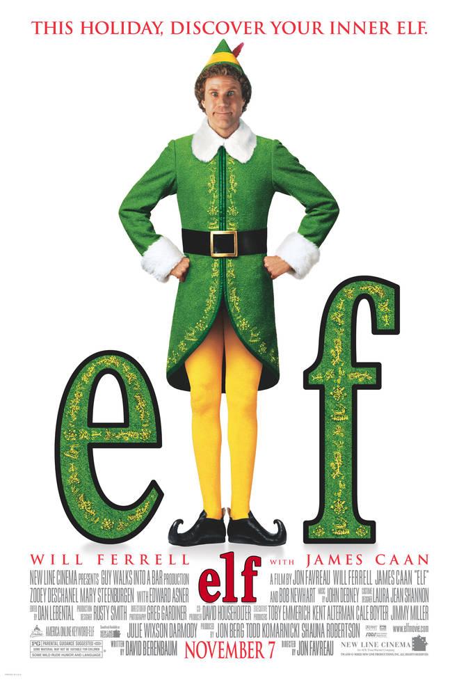 Elf film poster