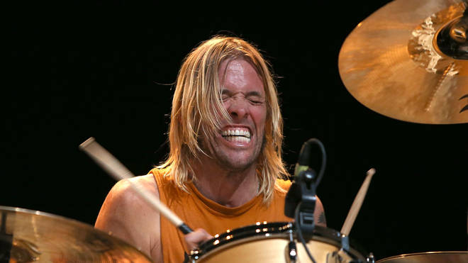 Foo Fighters' Taylor Hawkins