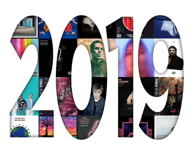 Radio X's Best Albums Of 2019
