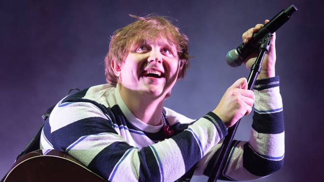 Lewis Capaldi Performs At Usher Hall, Edinburgh