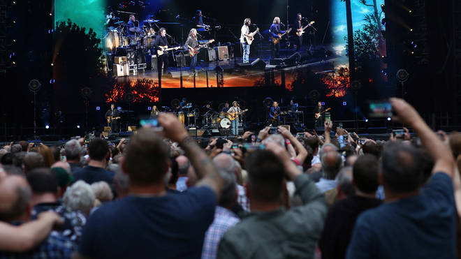Eagles to play Hotel California in full at Wembley Stadium gigs