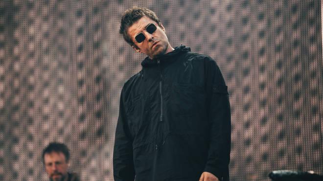 Liam Gallagher at TRNSMT Festival 2018