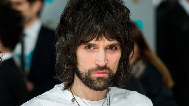 Sergio Pizzorno of Kasabian attends the EE British Academy Film Awards