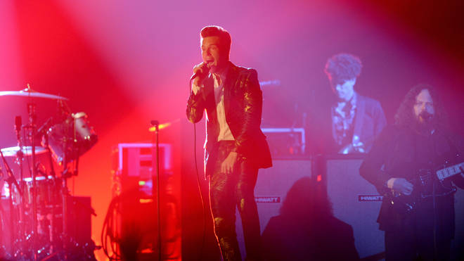 The Killers live 2017