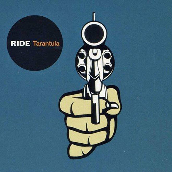 Ride - Tarantula album cover