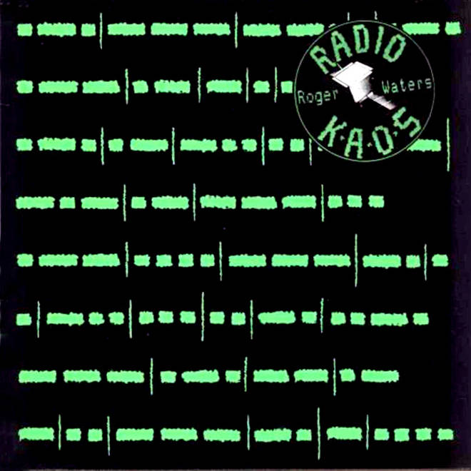 Roger Waters - Radio K.A.O.S. album cover