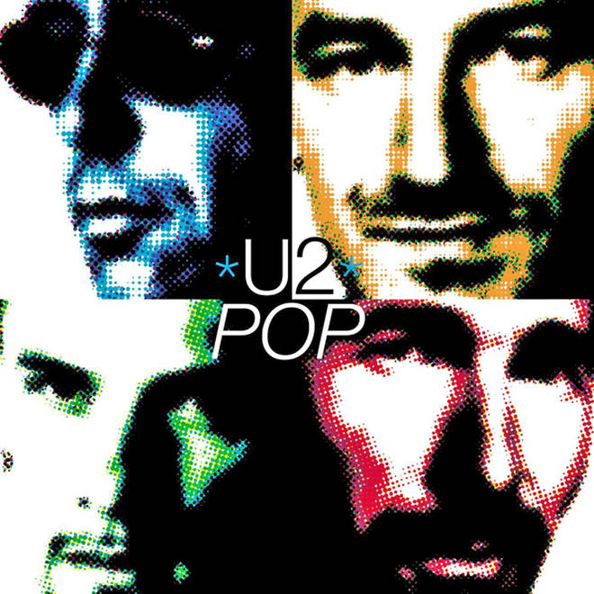 U2 - Pop album cover