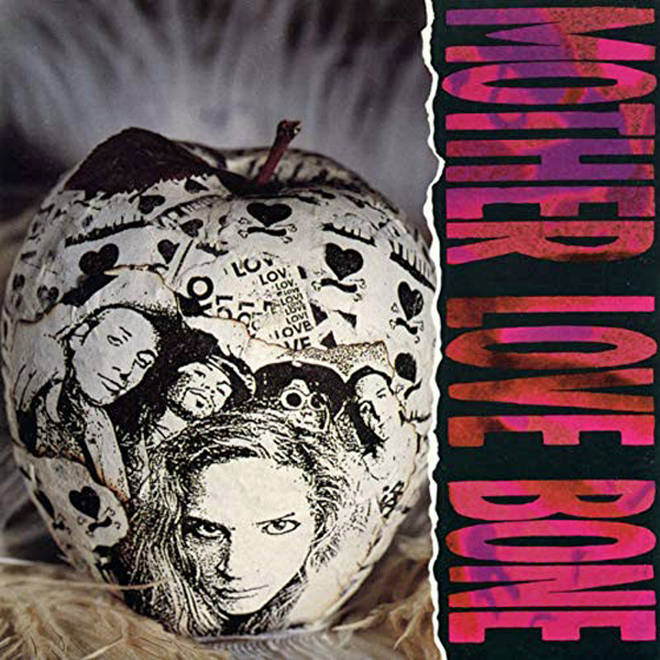 Mother Love Bone - Apple album cover