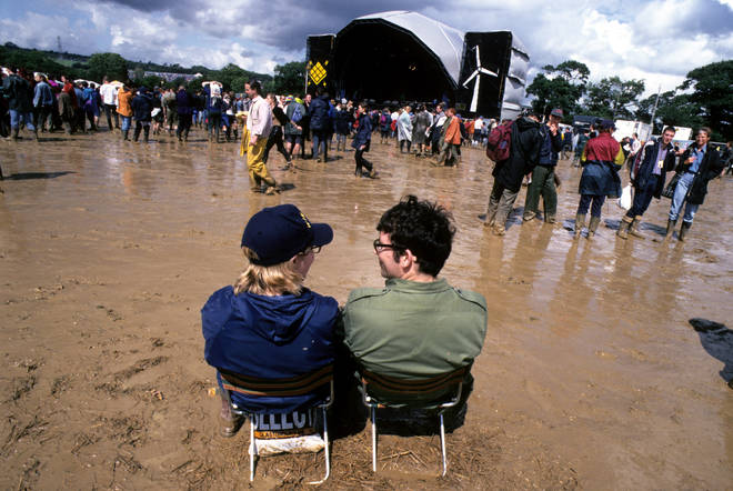 Glastonbury 1998