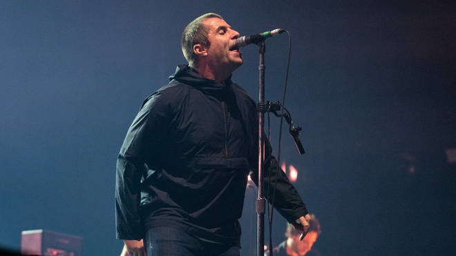 Liam Gallagher Performs At The O2 Arena, London, November 2019