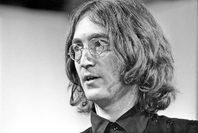 John Lennon in August 1968