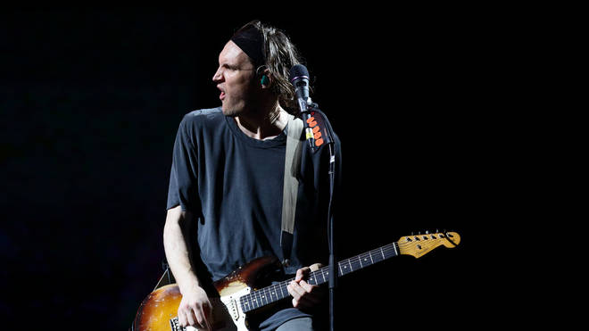 Red Hot Chili Peppers' Josh Klinghoffer
