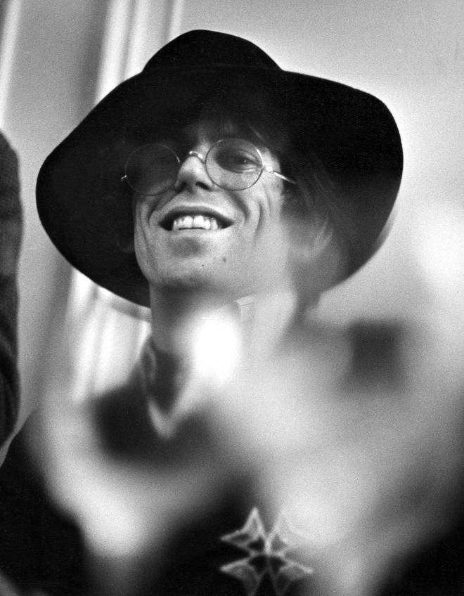 Keith Richards in 1967