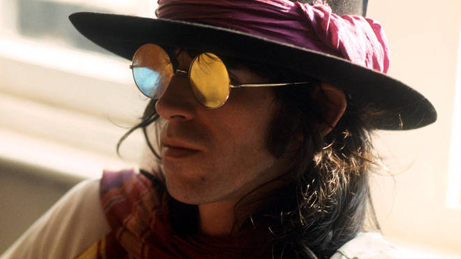 Keith Richards in 1969