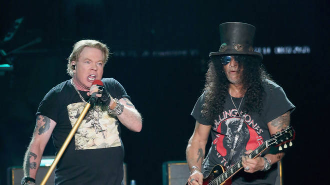 Guns N' Roses at ACL Music Festival 2019