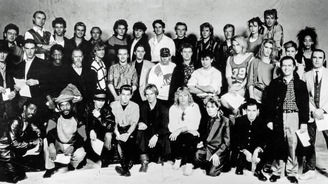Band Aid, 1984