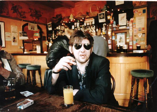 Shane MacGowan in 1994
