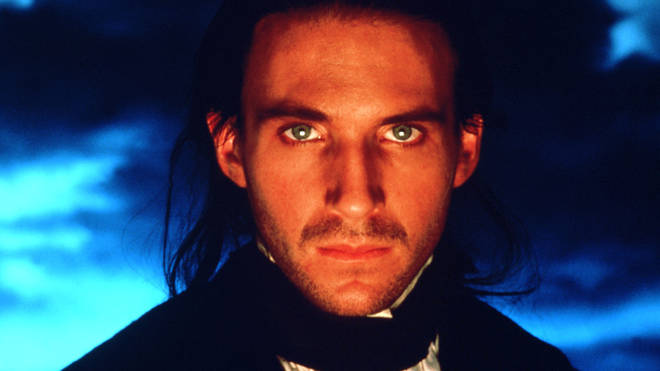 Ralph Fiennes in Wuthering Heights, 1992