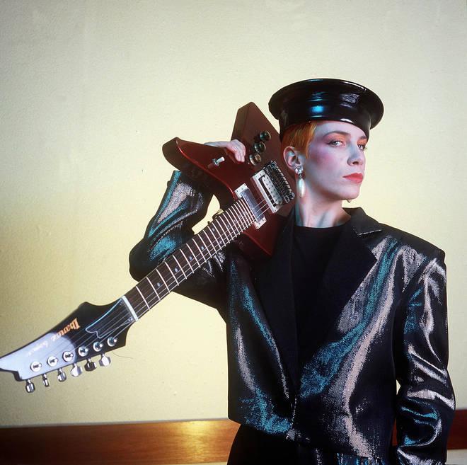 Annie Lennox in 1984