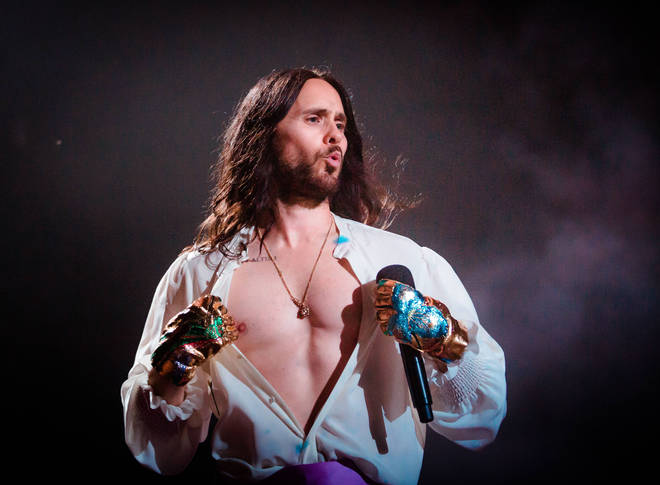 Jared Leto in July 2019