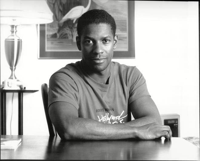 Denzel Washington in 1987
