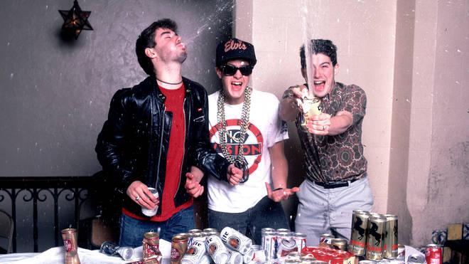 Beastie Boys in 1987