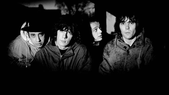 The Stone Roses in 1992