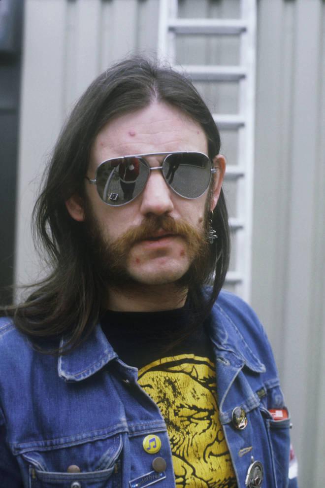 Lemmy in 1980
