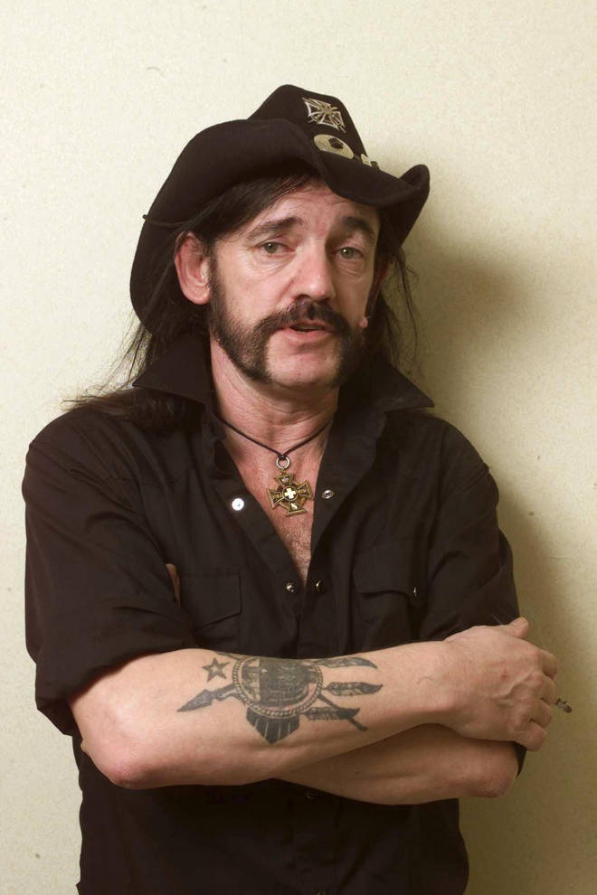 Lemmy in 2002