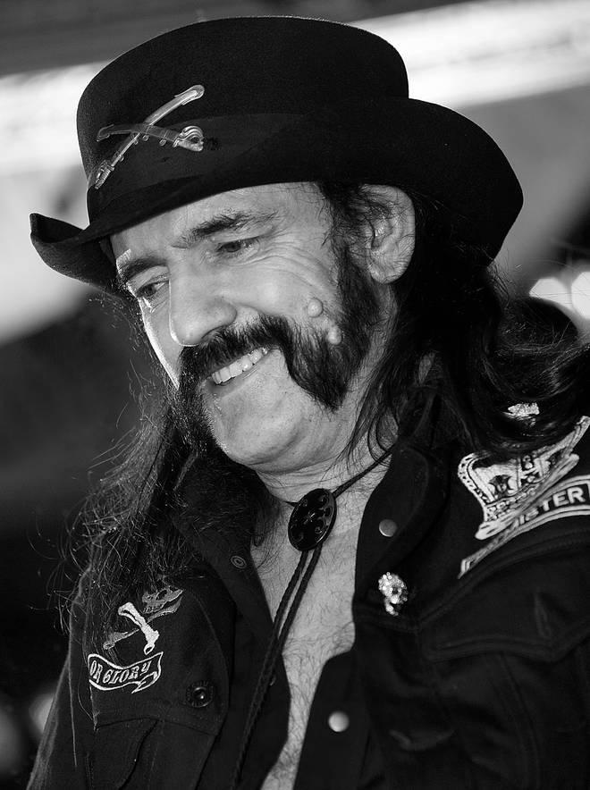 Lemmy in 2010
