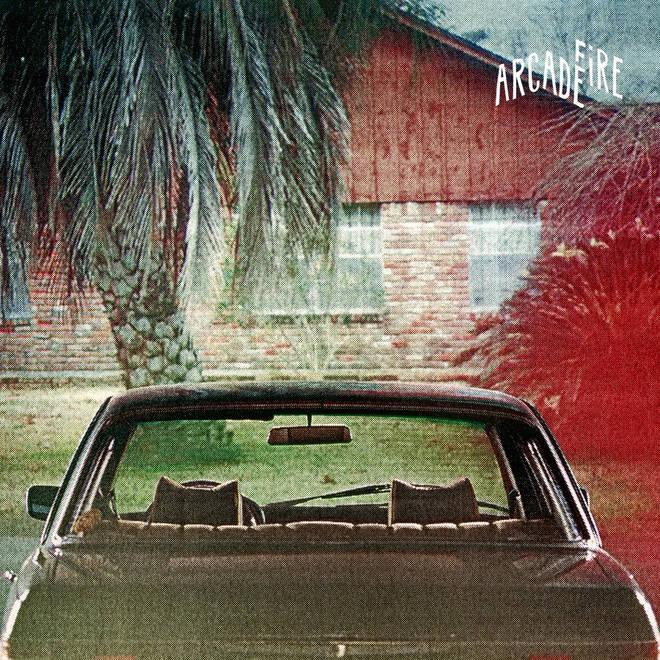 Arcade Fire - The Surburbs