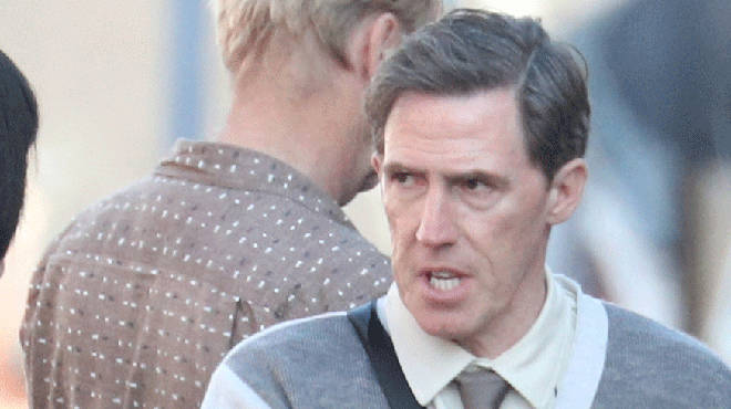 Rob Brydon as Bryn in Gavin and Stacey
