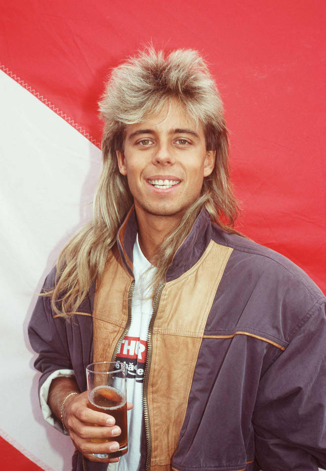 Pat Sharp in 1989