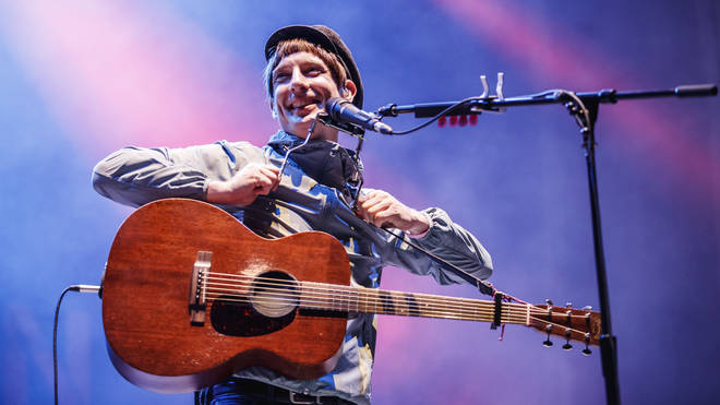 Gerry Cinnamon performs in concert during the Festival Internacional de Benicassim on July 19, 2019
