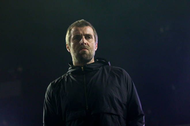 Liam Gallagher Performs In Auckland