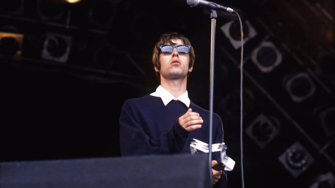 Oasis Live Glastonbury 1994