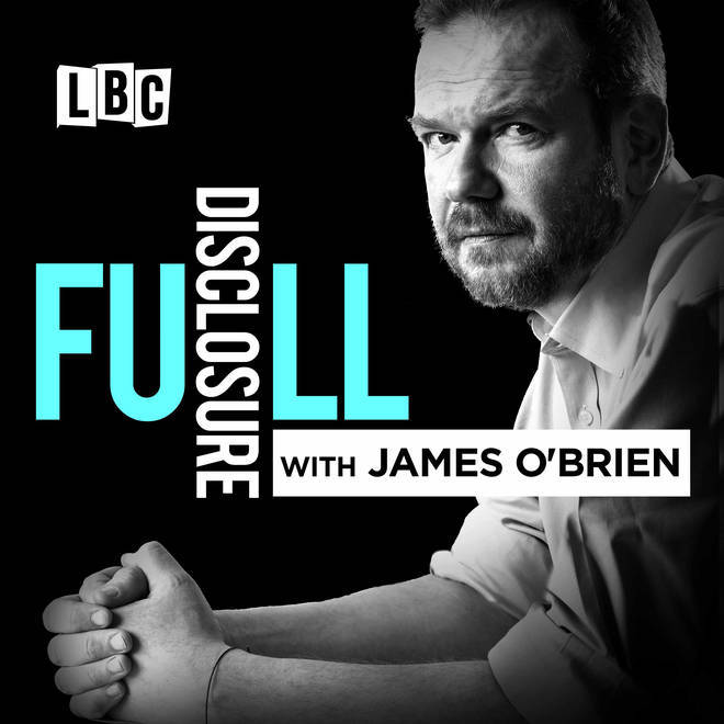 Full Disclosure with James O'Brien podcast