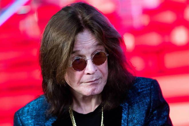 Ozzy Osbourne signs star at Moscow Walk of Fame, 2018