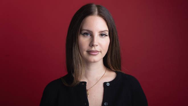 Lana Del Rey in October 2019