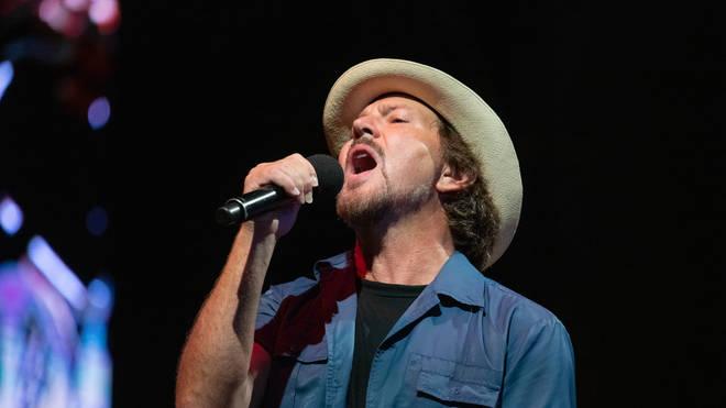 Pearl Jam's Eddie Vedder at Ohana Festival 2019