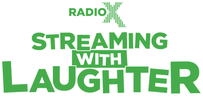 Radio X Streaming with Laughter