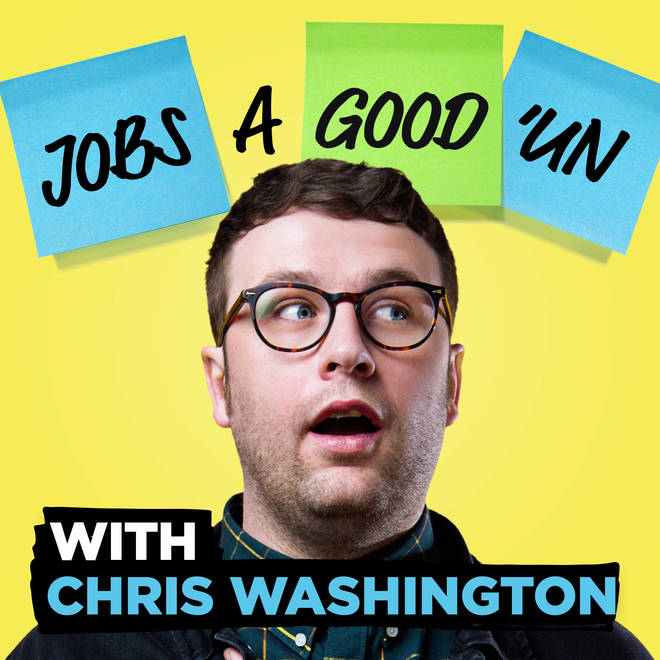 Job's a Good'un with Chris Washington