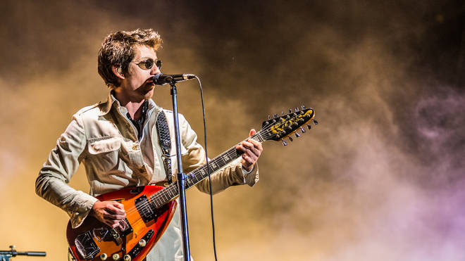 Arctic Monkeys' Alex Turner at Pal Norte Music Festival 2019 - Day 2